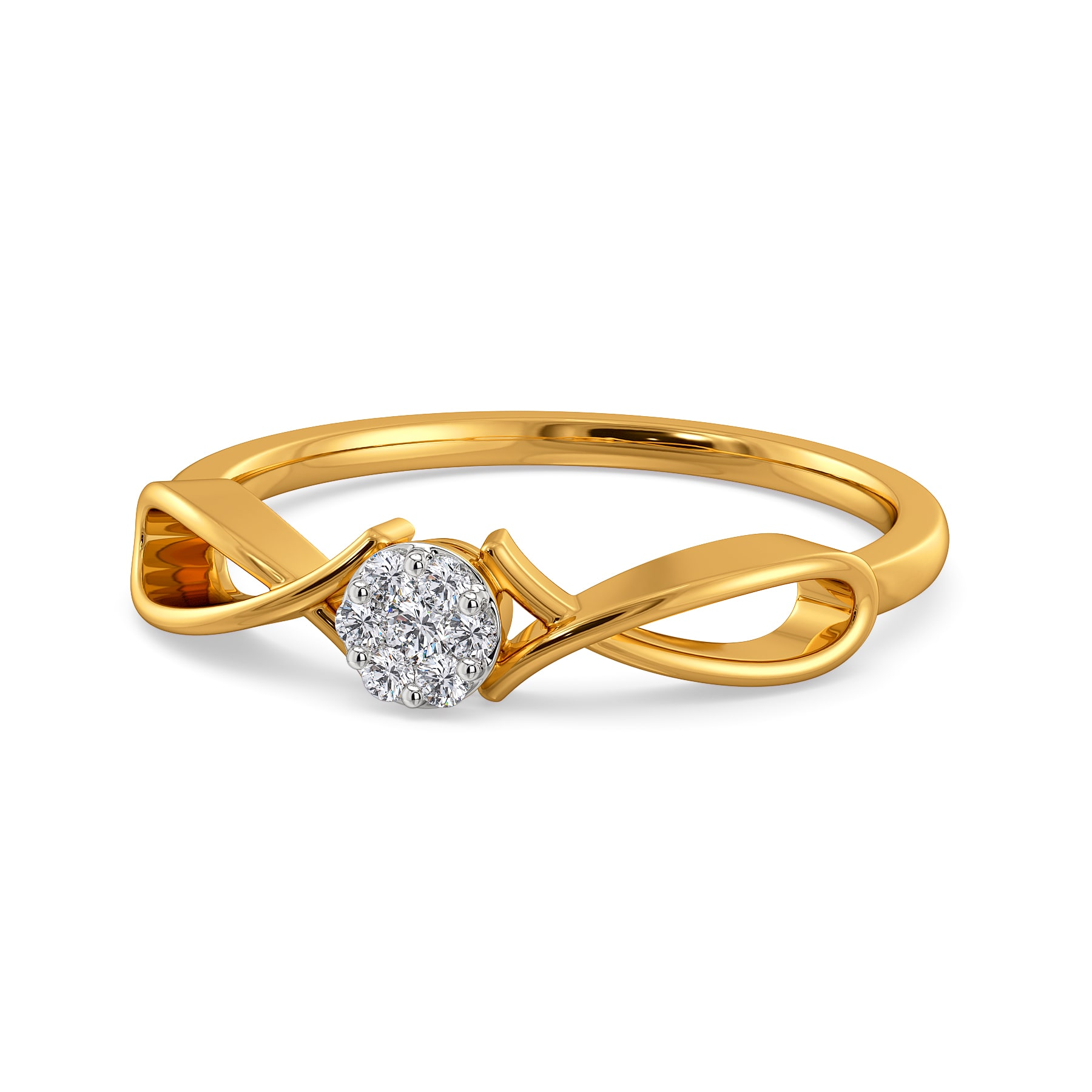 Chic Parade Diamond Rings