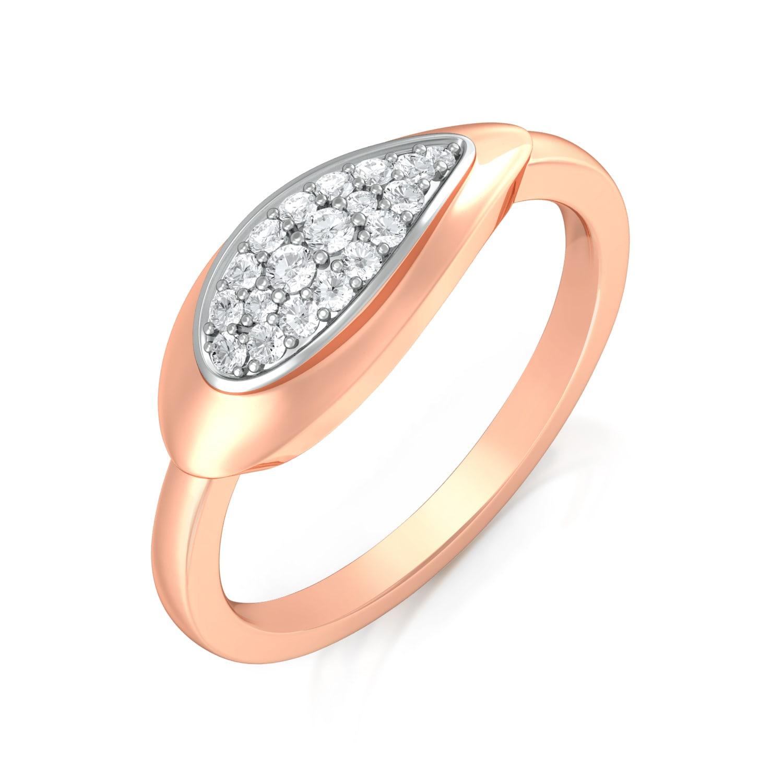 Mistletoe  Diamond Rings
