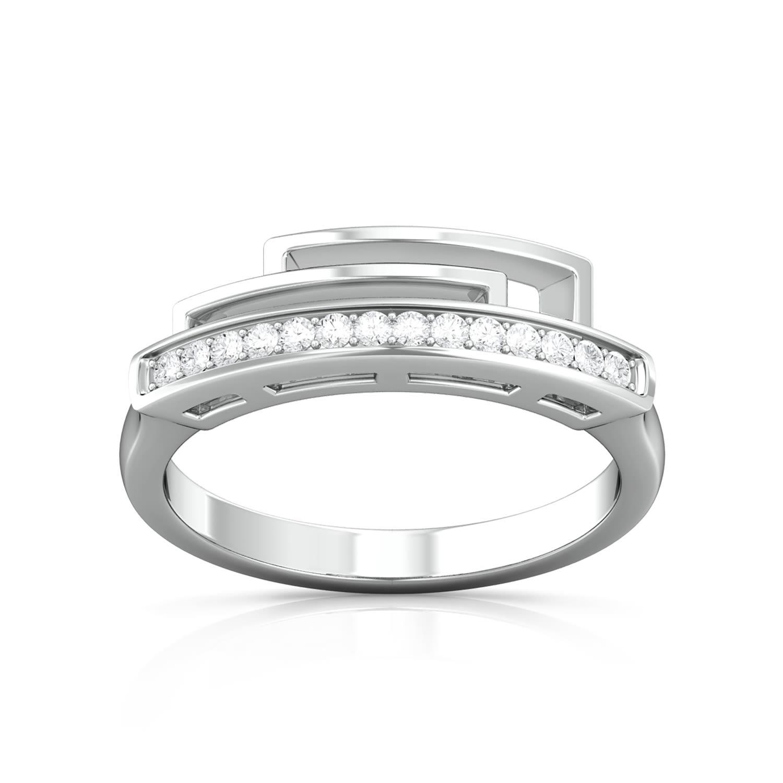 Tri-Connect  Diamond Rings