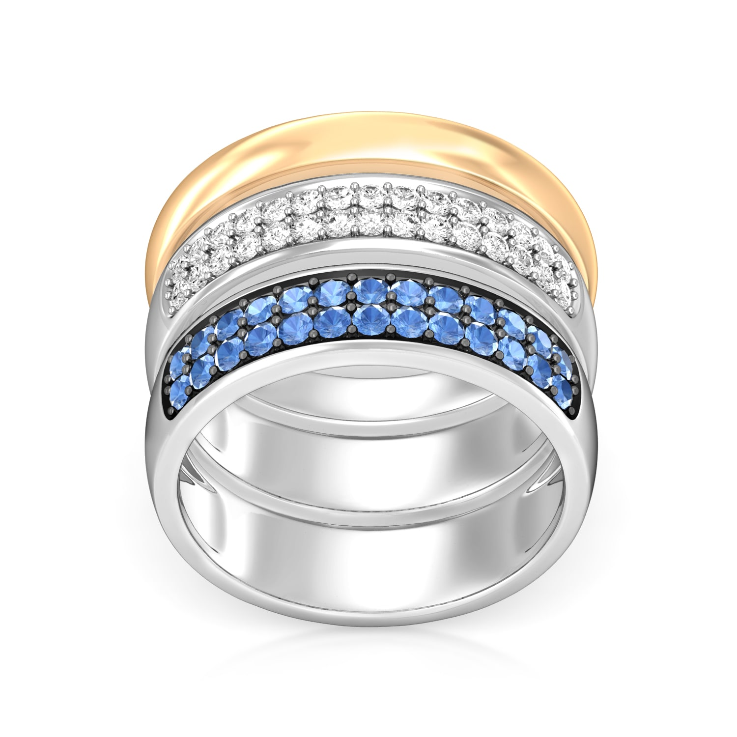 Means of Jeans Diamond Rings