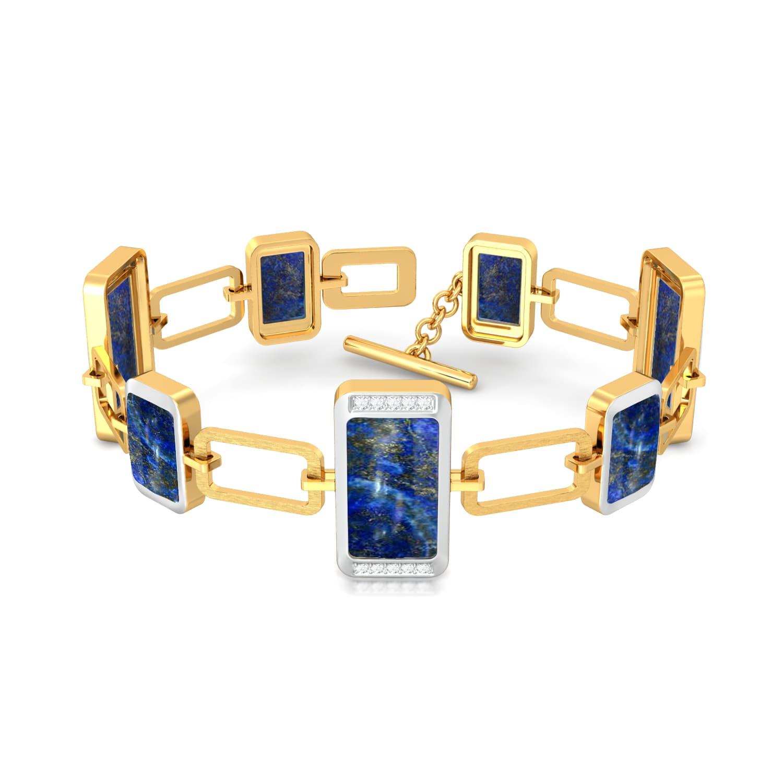 Dark & Stark Diamond Bracelets