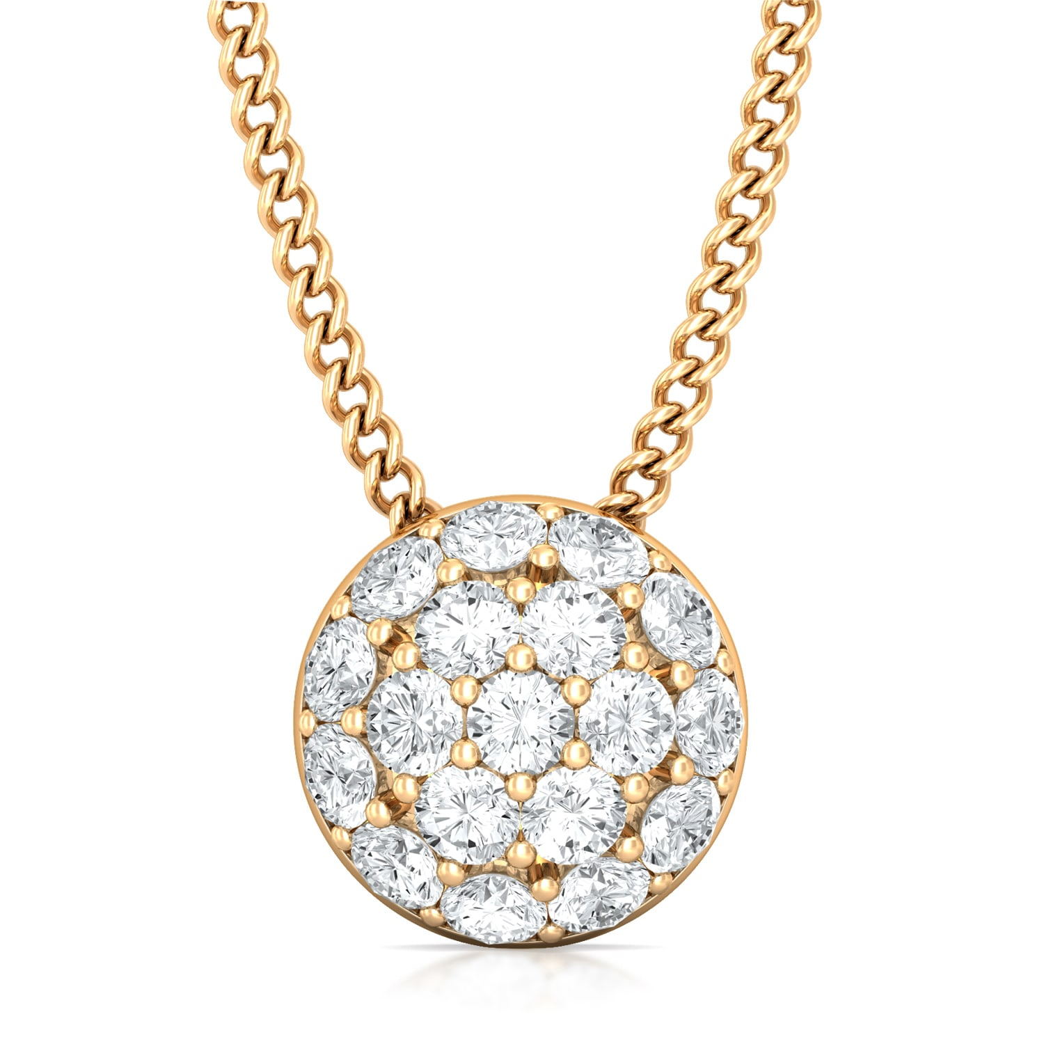 Everlasting Style Diamond Pendants