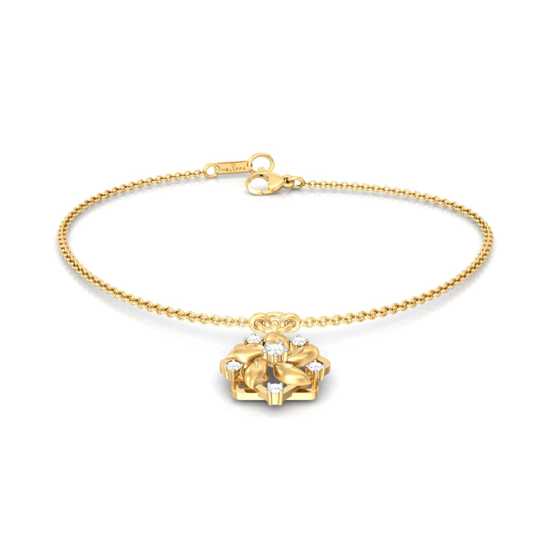 Funky Chakra Diamond Bracelets