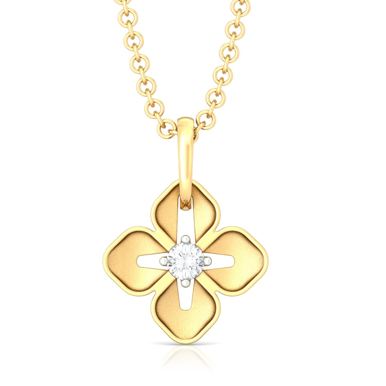 Baby Bloomers Diamond Pendants
