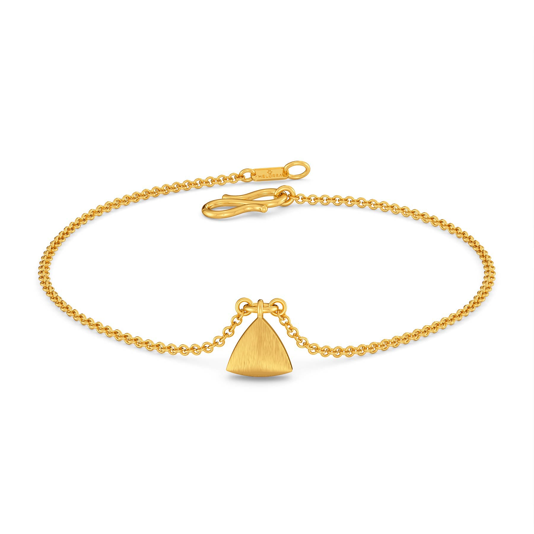 Arrowed Gold Bracelets
