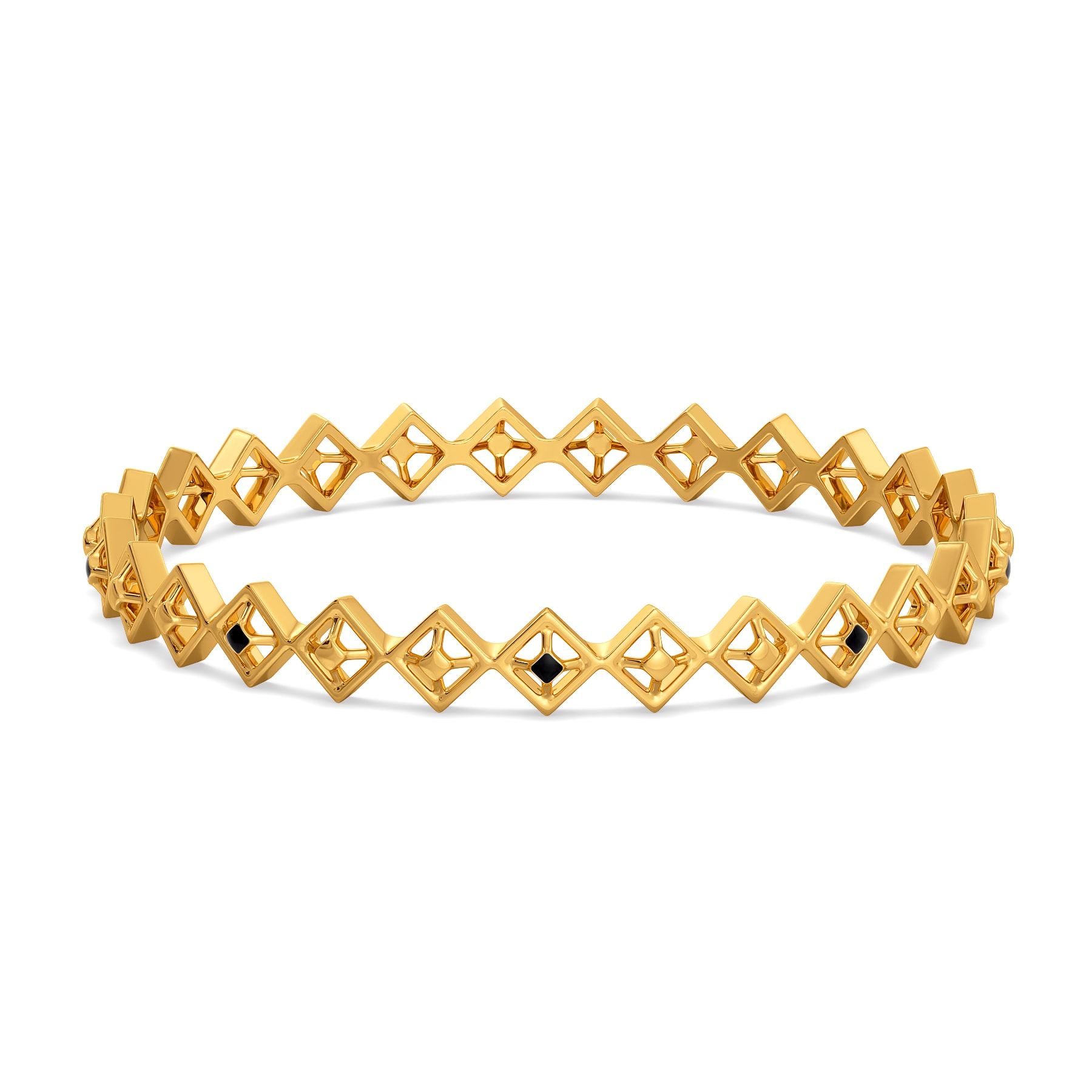 Neo Notions Gold Bangles