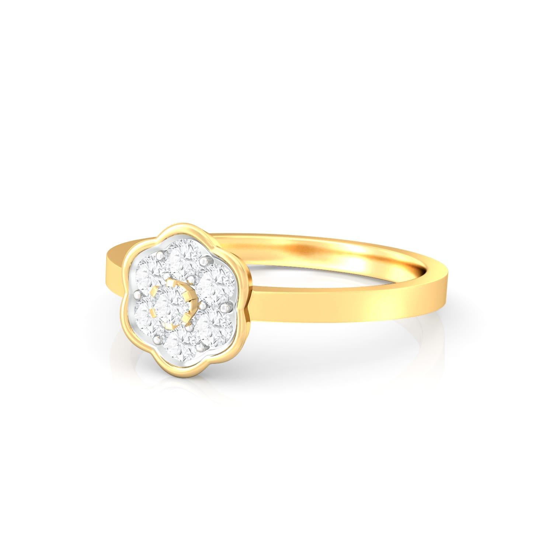 Celestia Diamond Rings