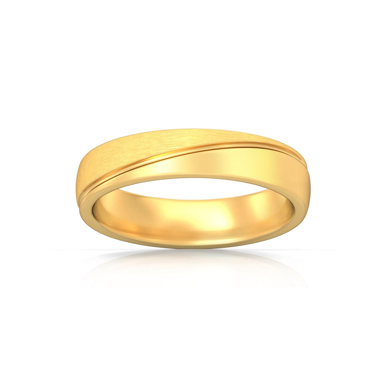Sunshine yellow Gold Rings