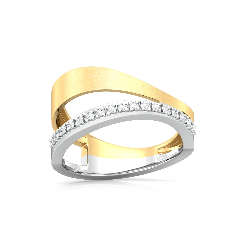Two to Tango Diamond Rings