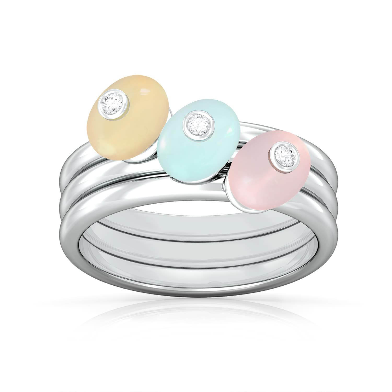 Candy treat Diamond Rings