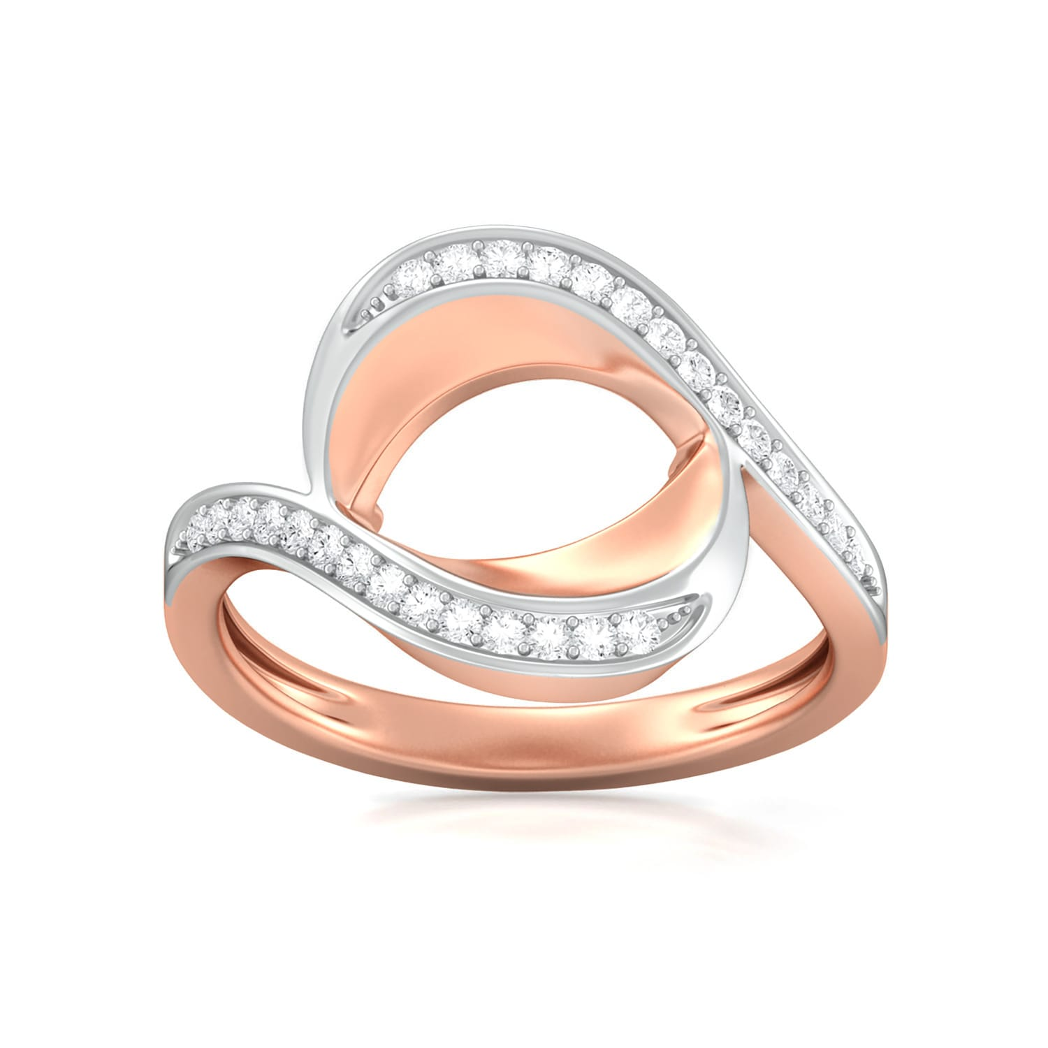 Peaks & Valleys Diamond Rings