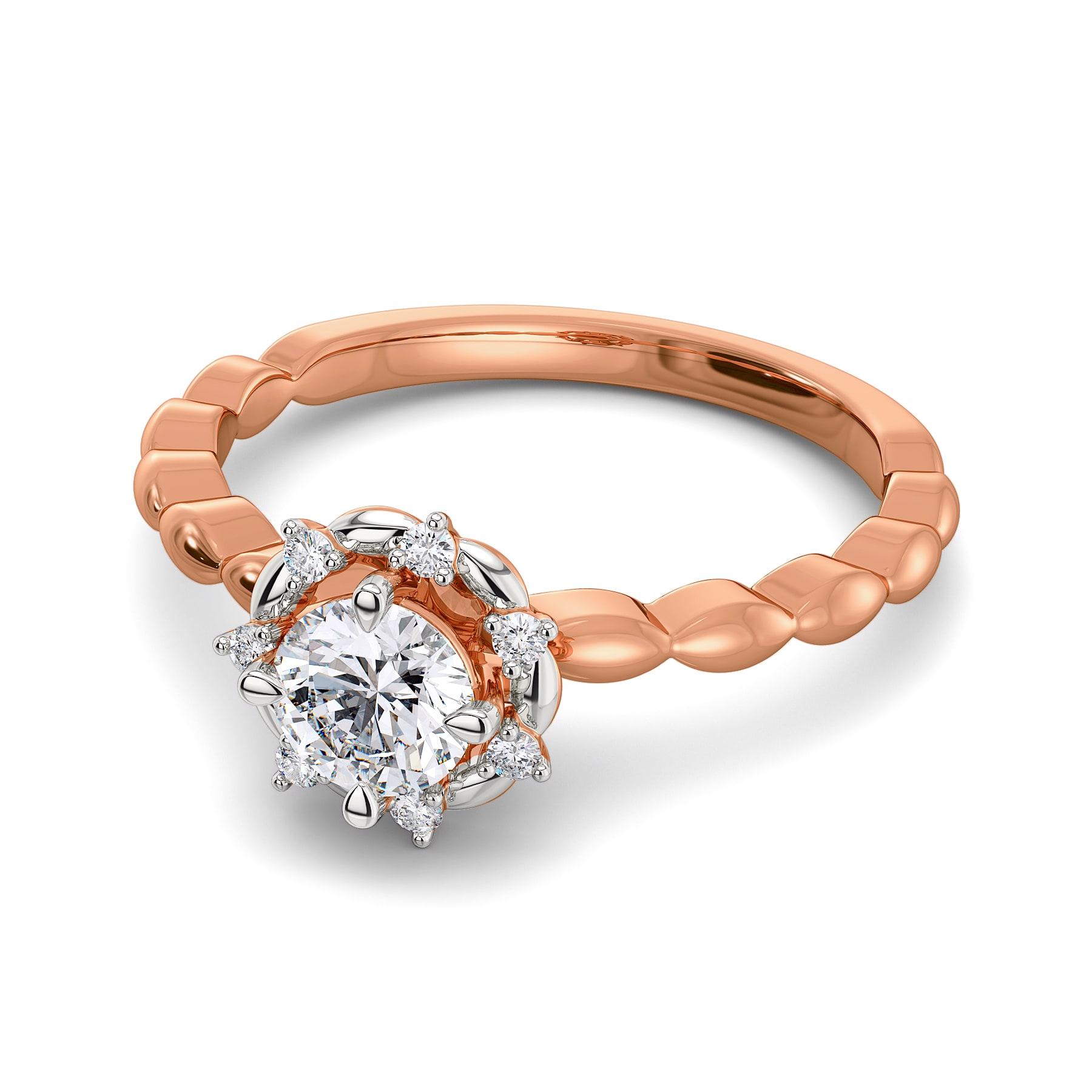 Love Zealously Diamond Rings