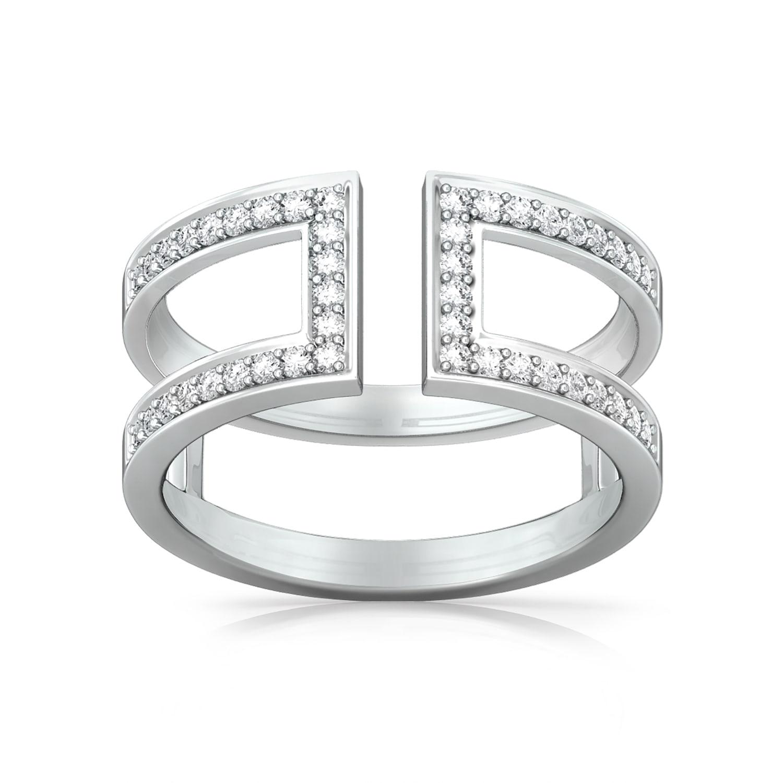 Fringe Benefit Diamond Rings