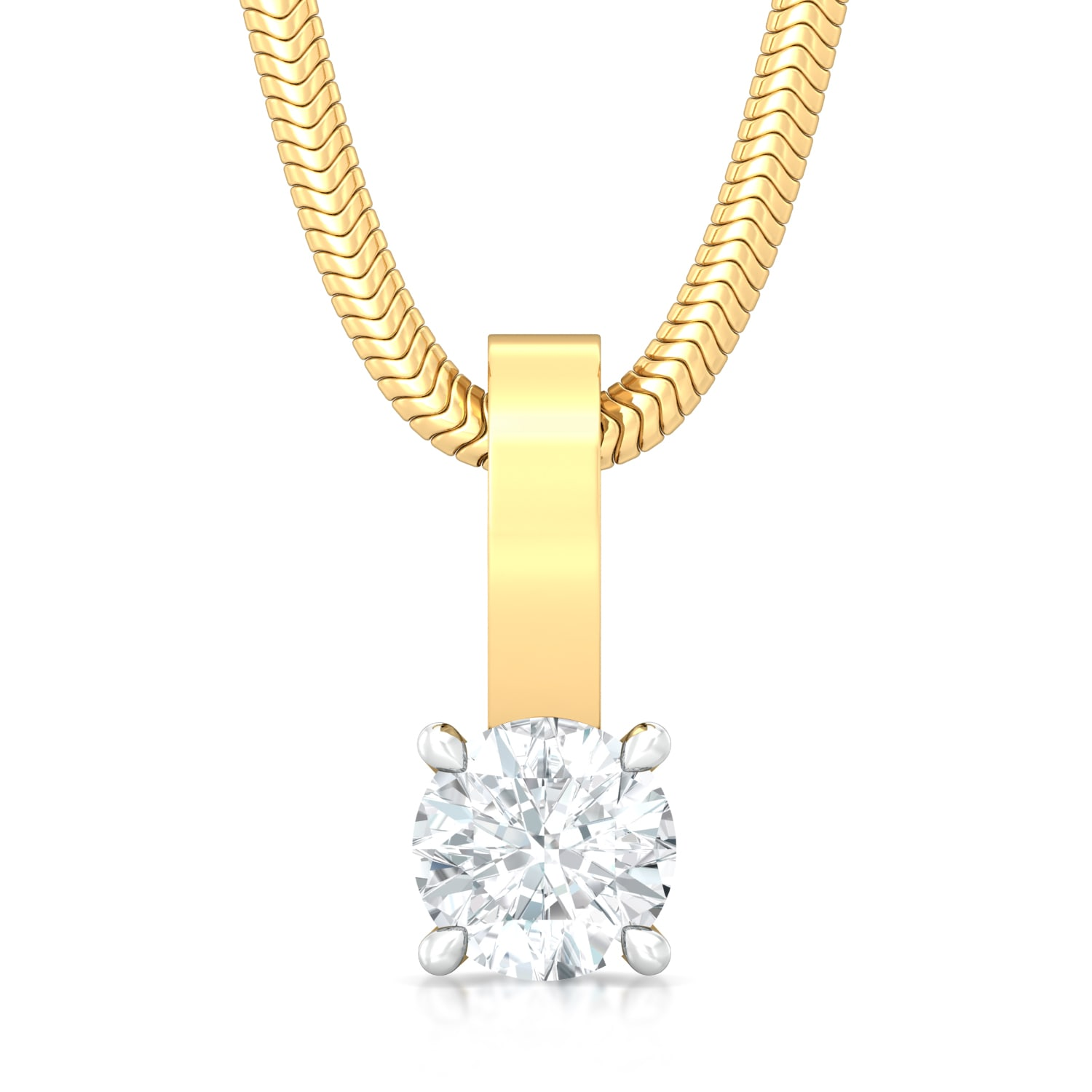 One Love Diamond Pendants