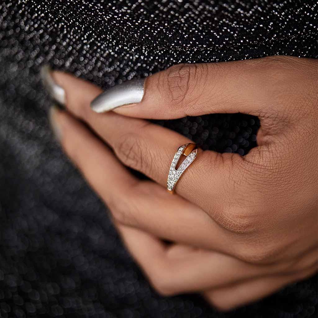 Aurum Diamond Rings