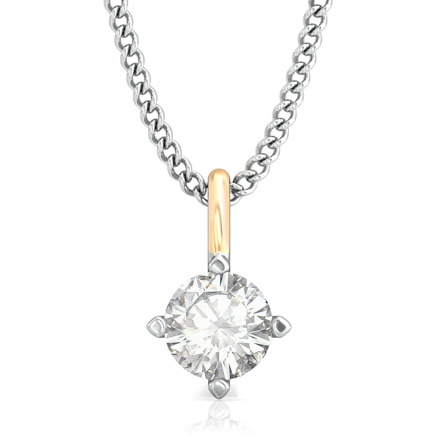 Pure Allure Diamond Pendants