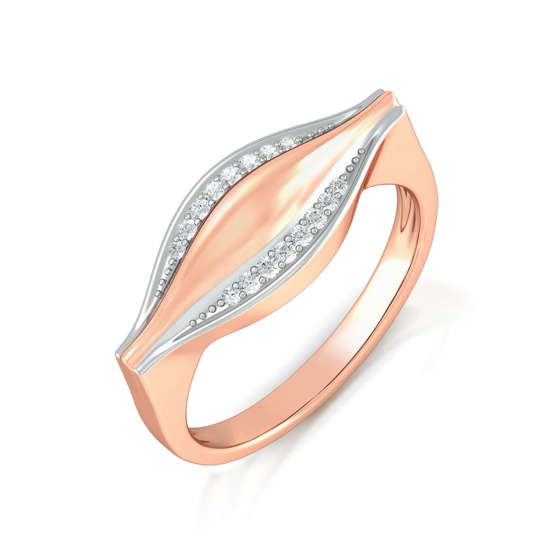 Fresh Bloom Diamond Rings