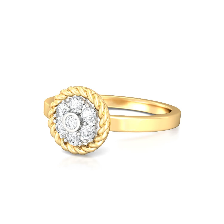 Seventh Heaven Diamond Rings