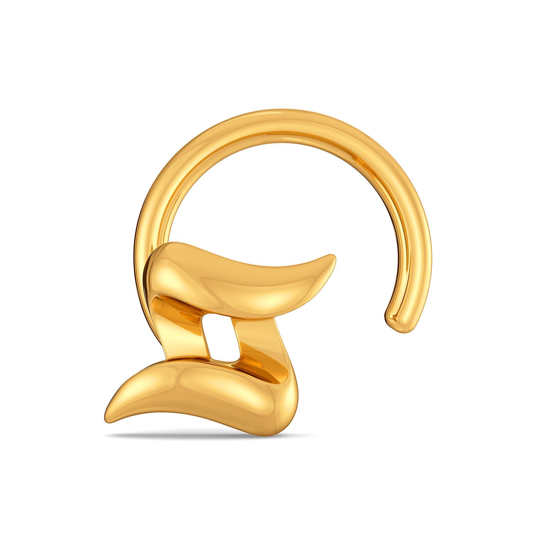 Mod Magic Gold Nose Pins