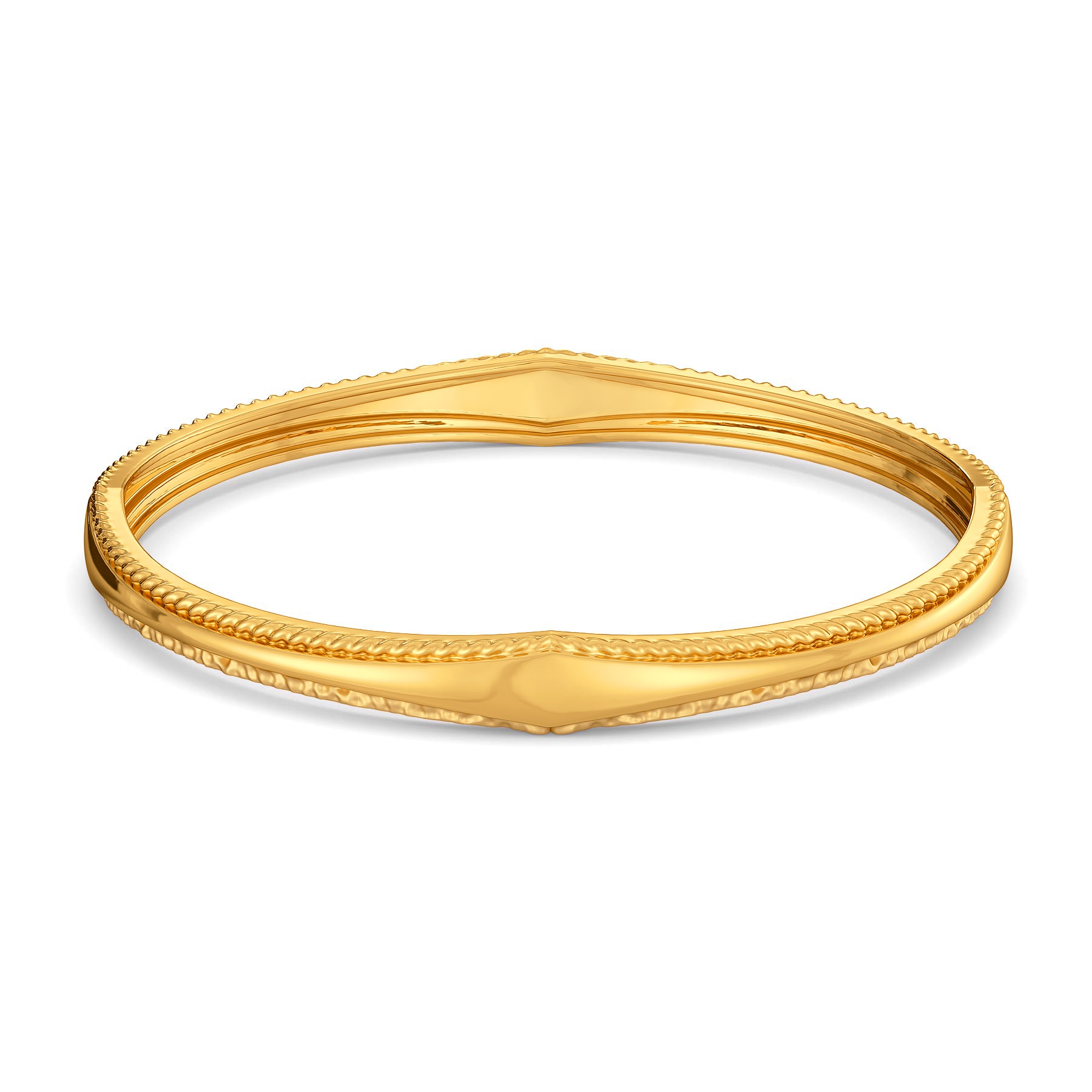 Folklore Mods Gold Bangles