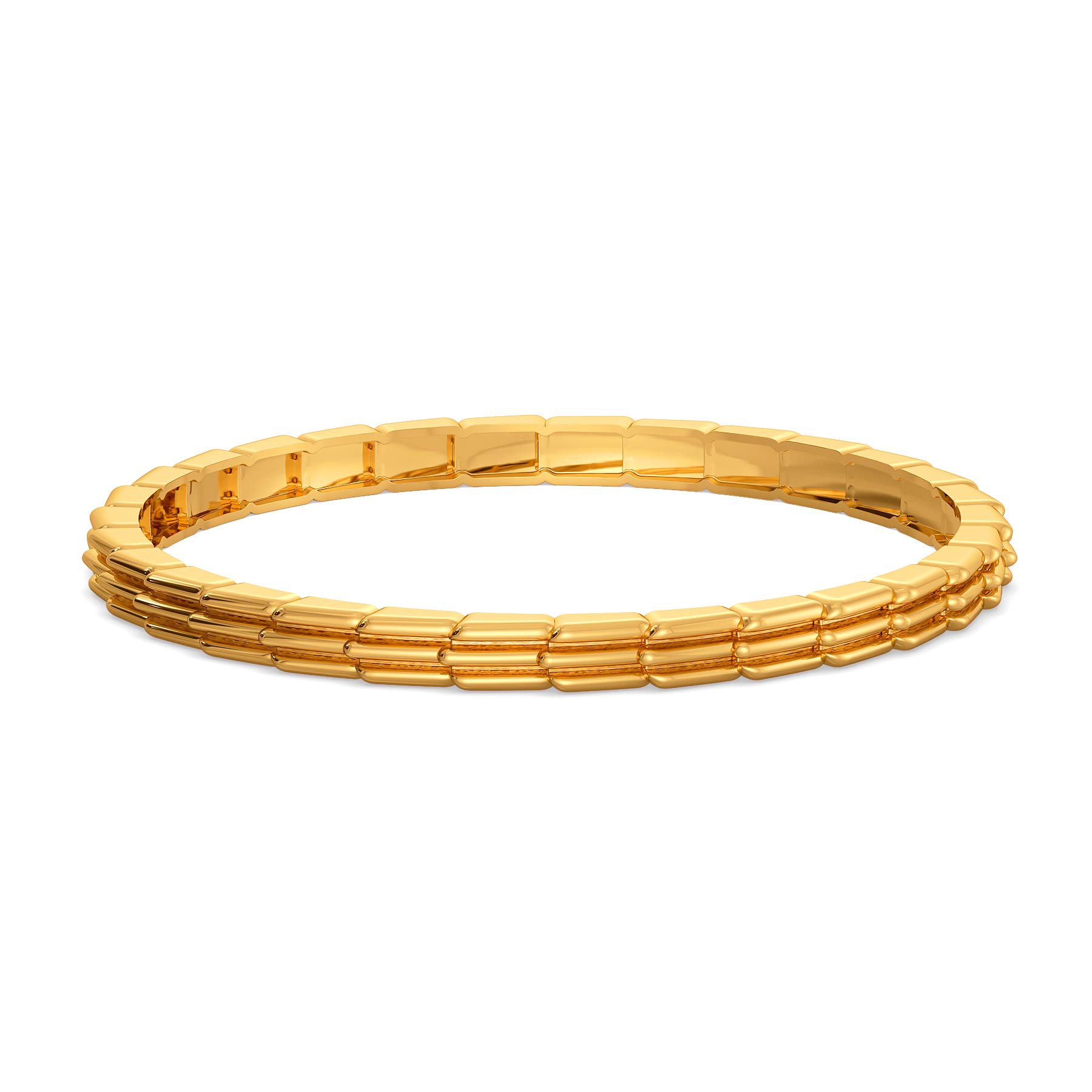 Nifty Comfort Gold Bangles