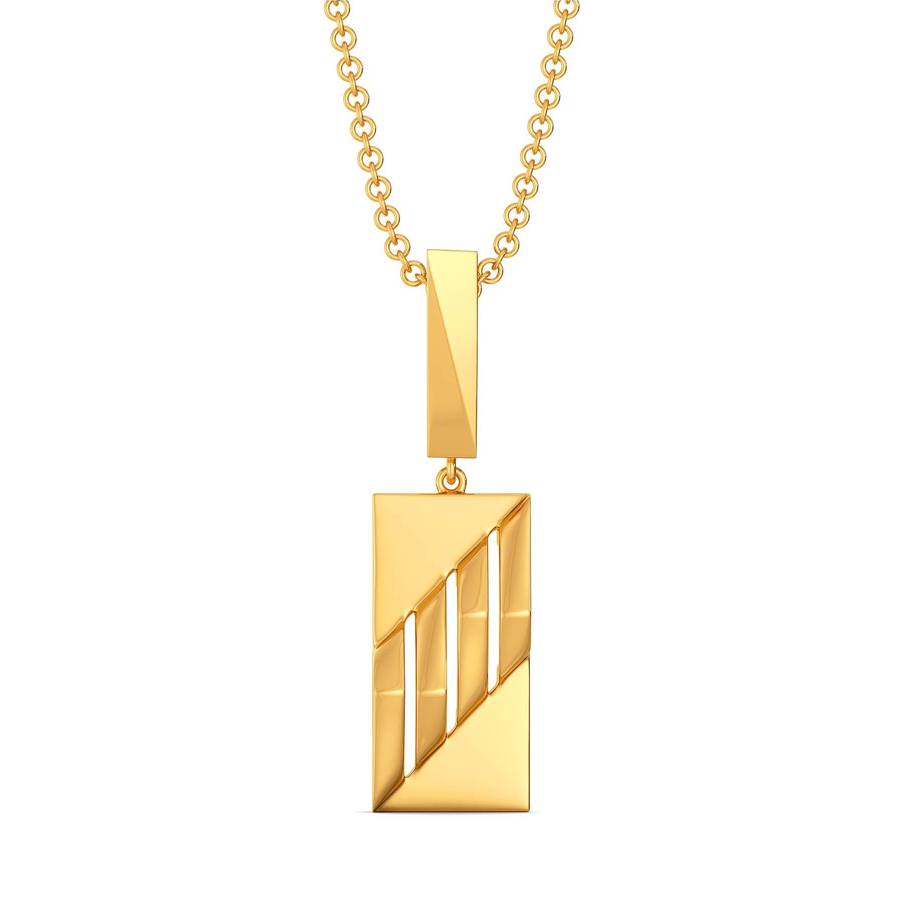 Lady Ardent Gold Pendants