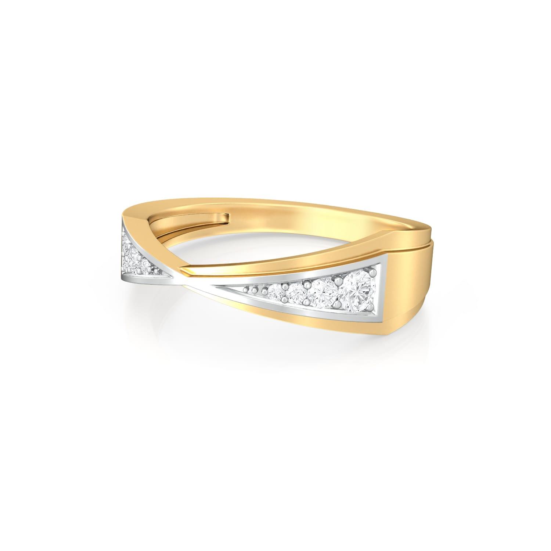 Celestial Halo Diamond Rings