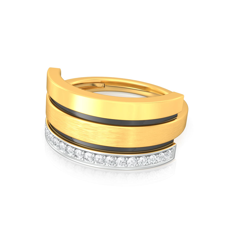 Blackjack Diamond Rings