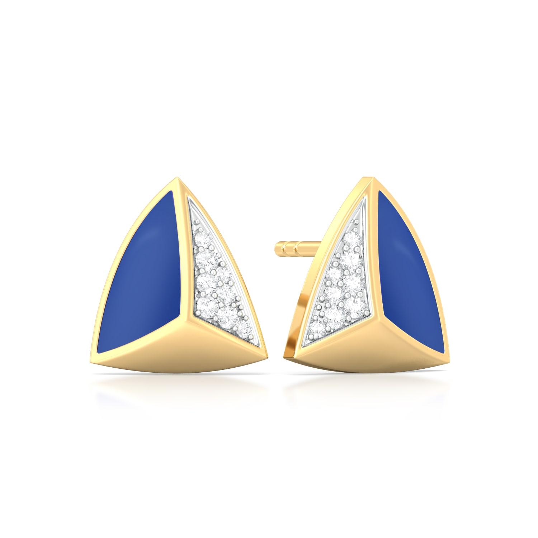 Electrik! Diamond Earrings