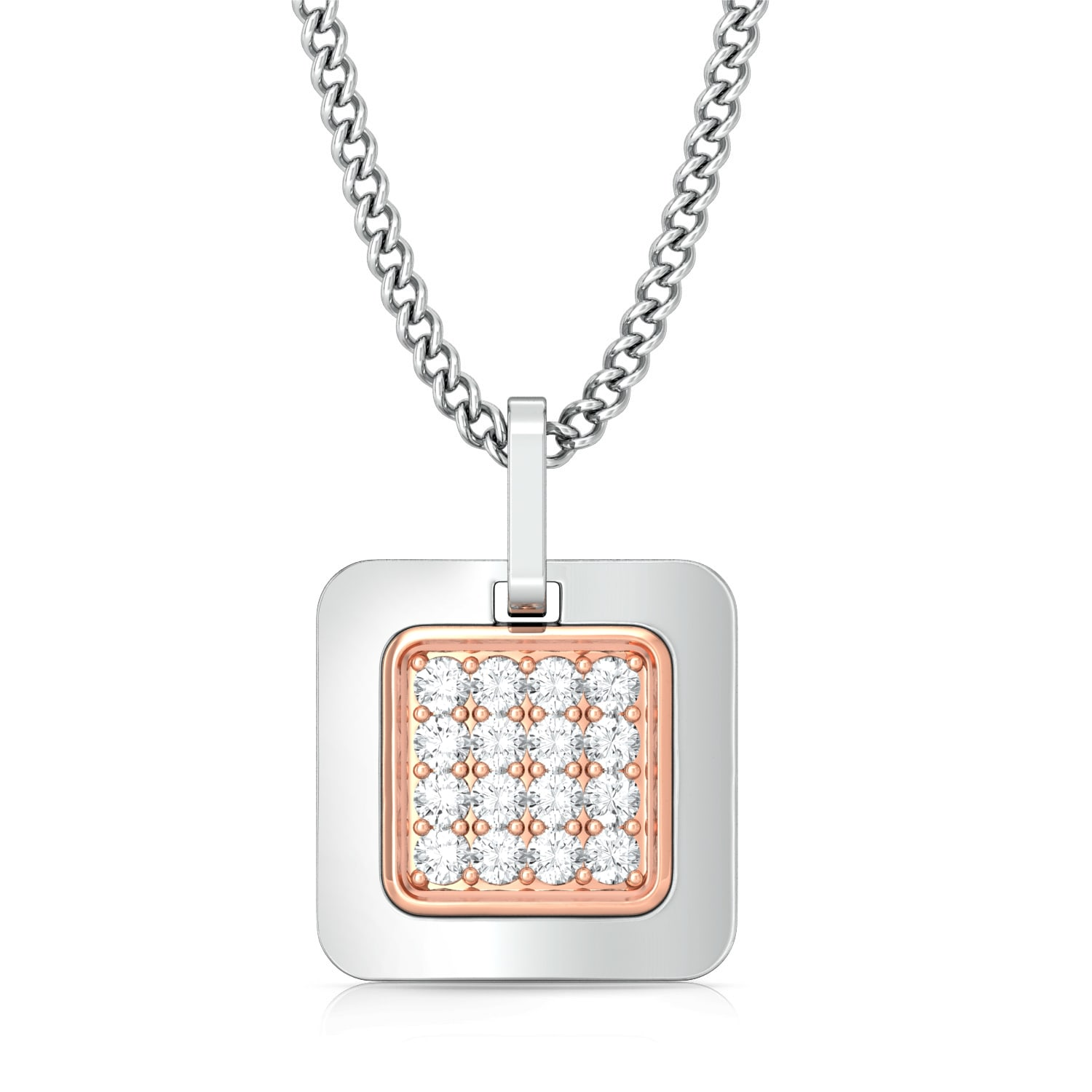 Lasting Impression Diamond Pendants