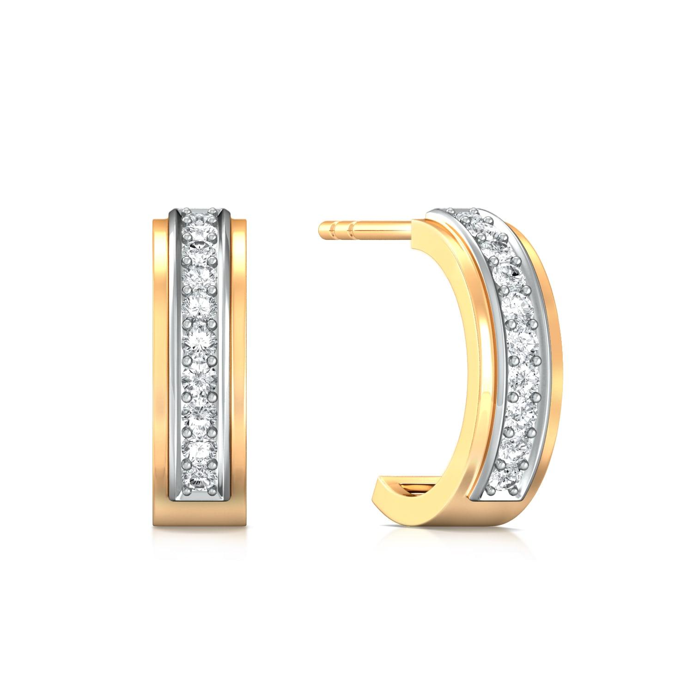 Ever Radiant Diamond Earrings