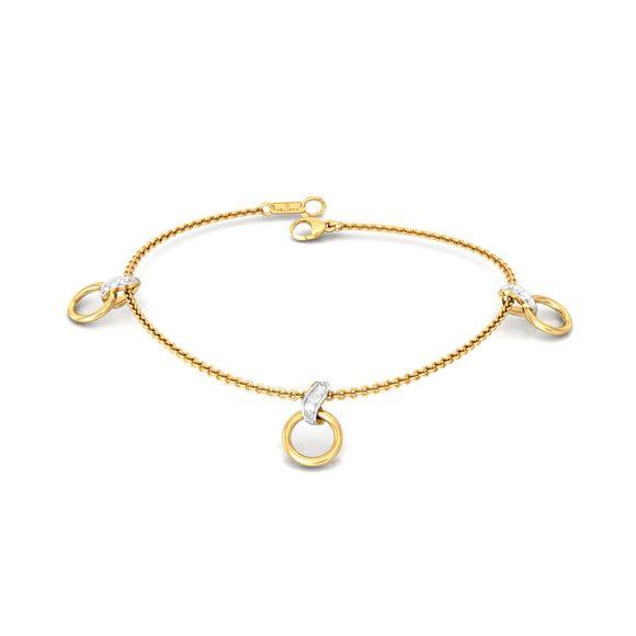 Twirly Whirls Diamond Bracelets
