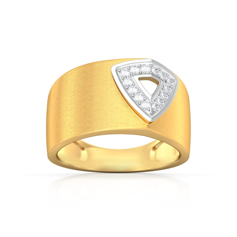Adjutant General Diamond Rings