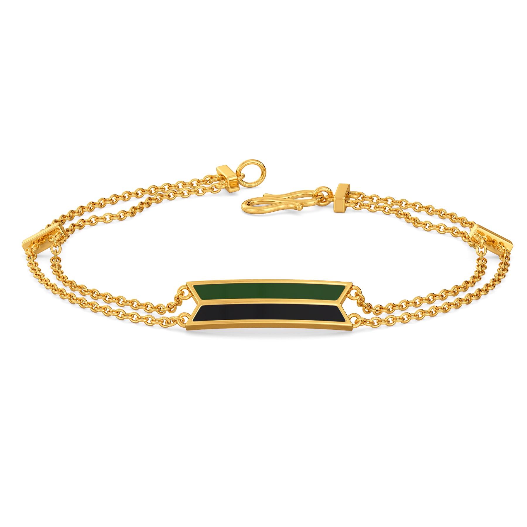 Freedom Fighter Gold Bracelets