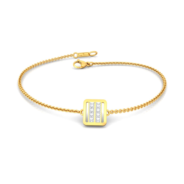 Dazzling Duet Diamond Bracelets