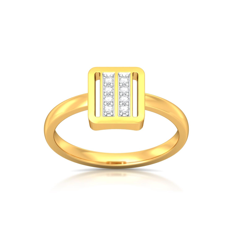 Dazzling Duet Diamond Rings