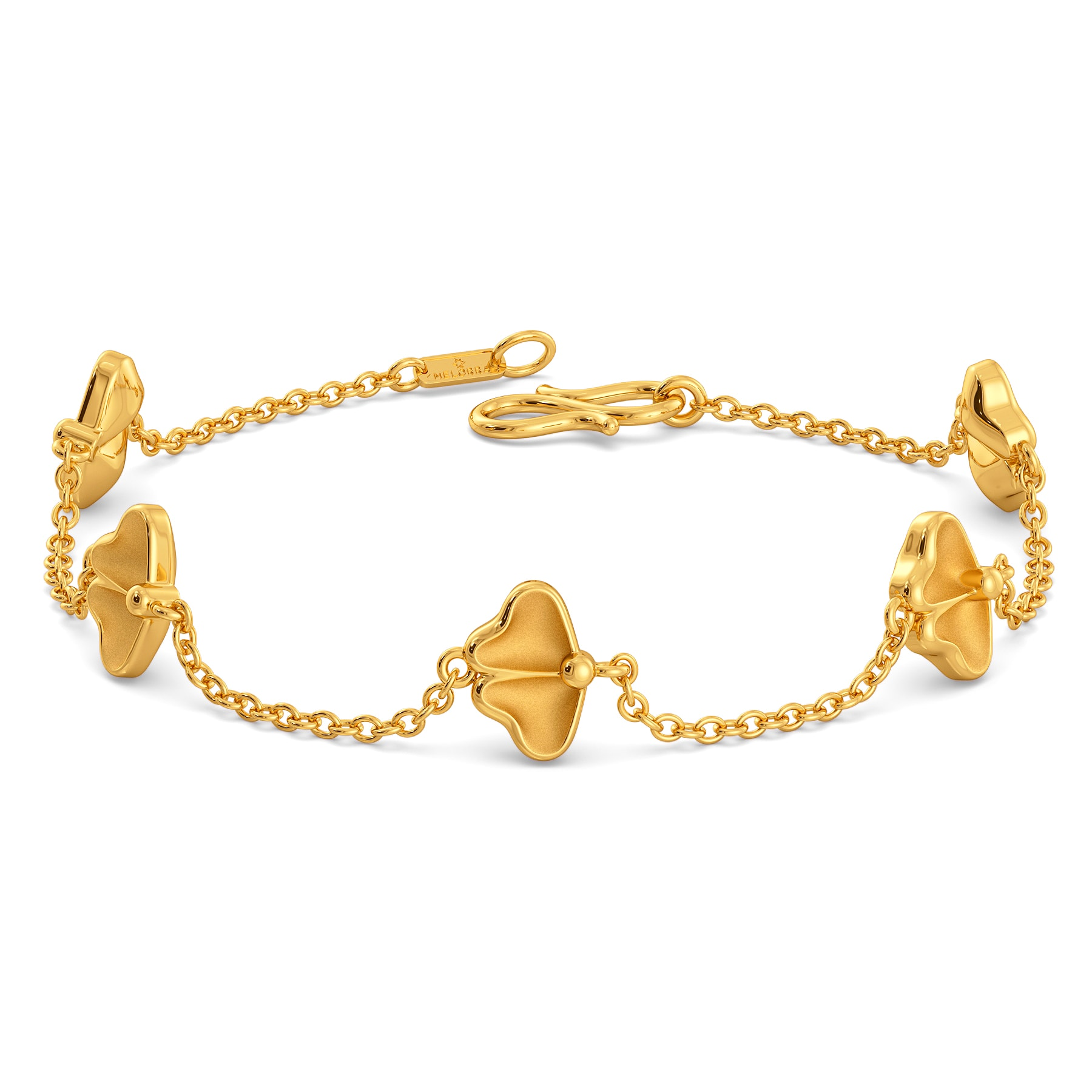 Mad about Autumn Gold Bracelets