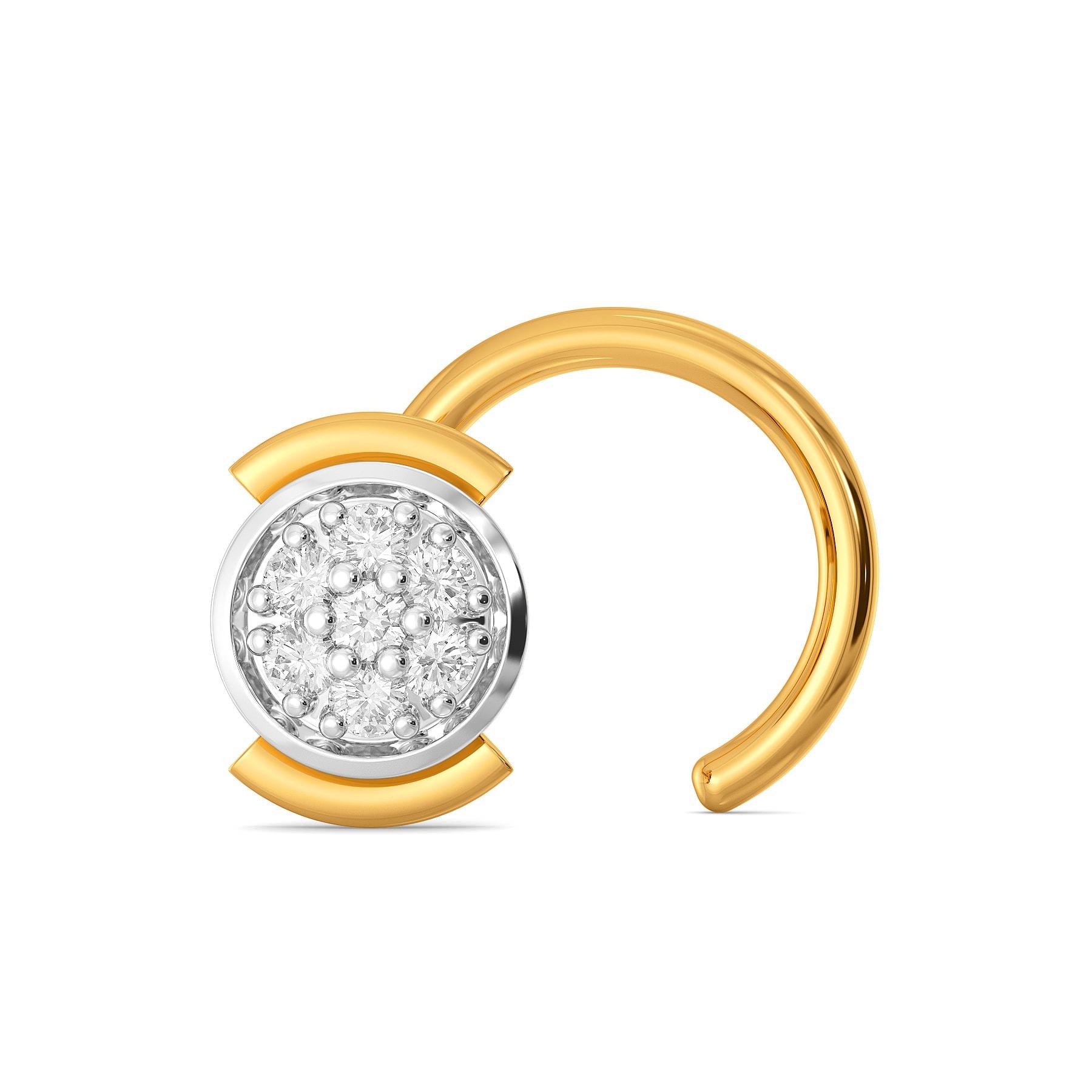 Work Vision Diamond Nose Pins