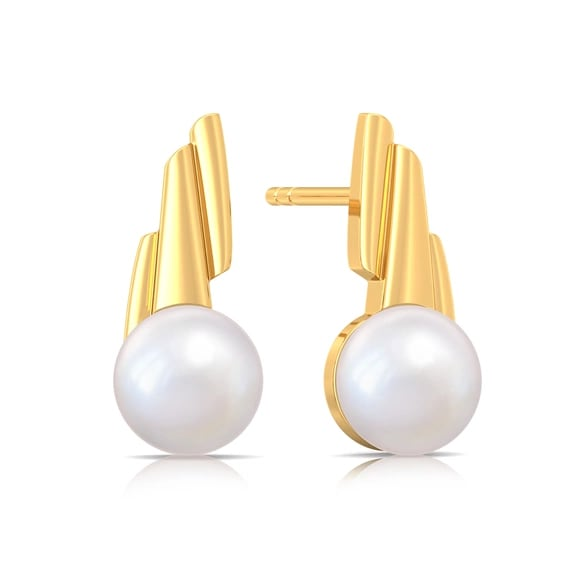 Pearl-fection Gemstone Earrings