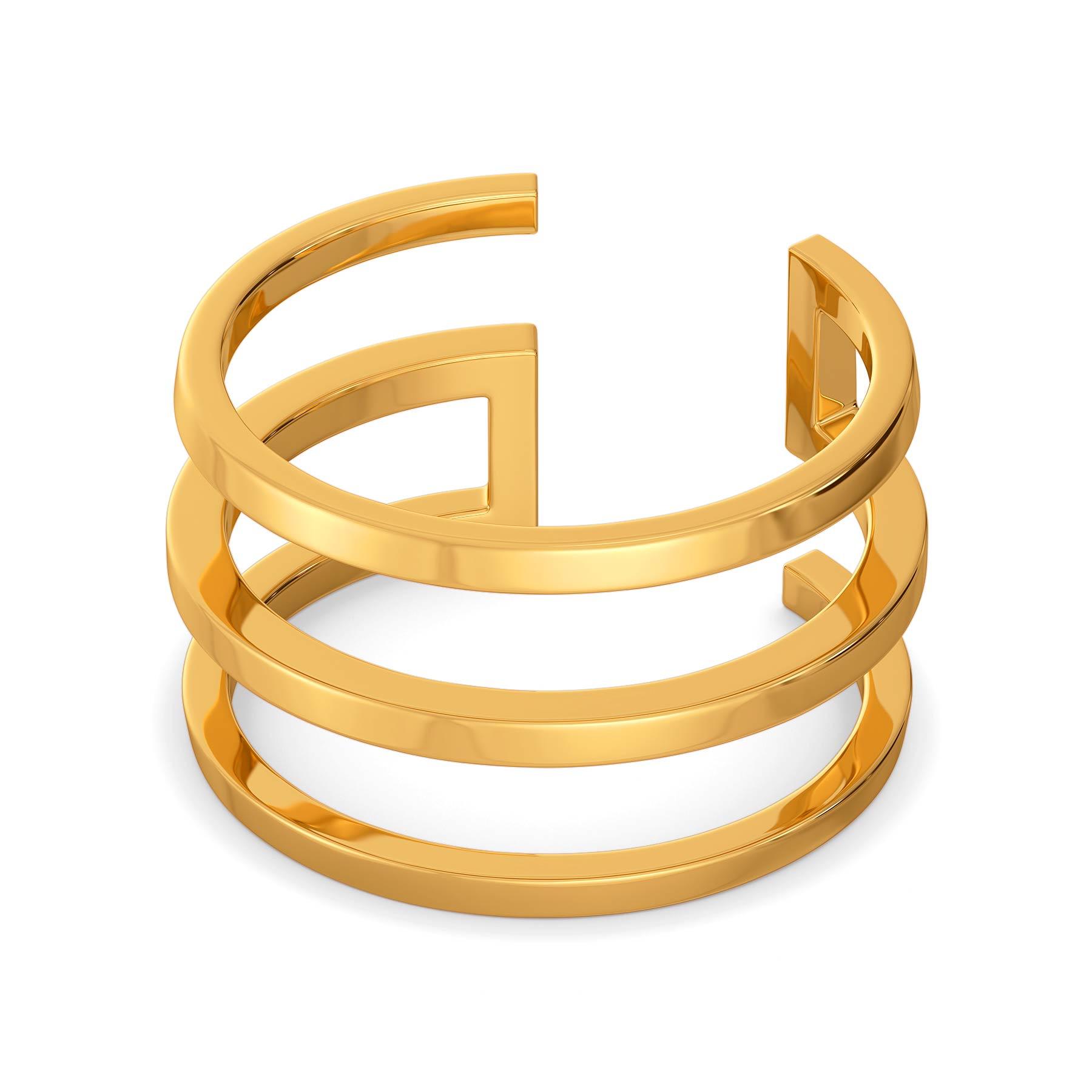 Mega Mod Gold Rings
