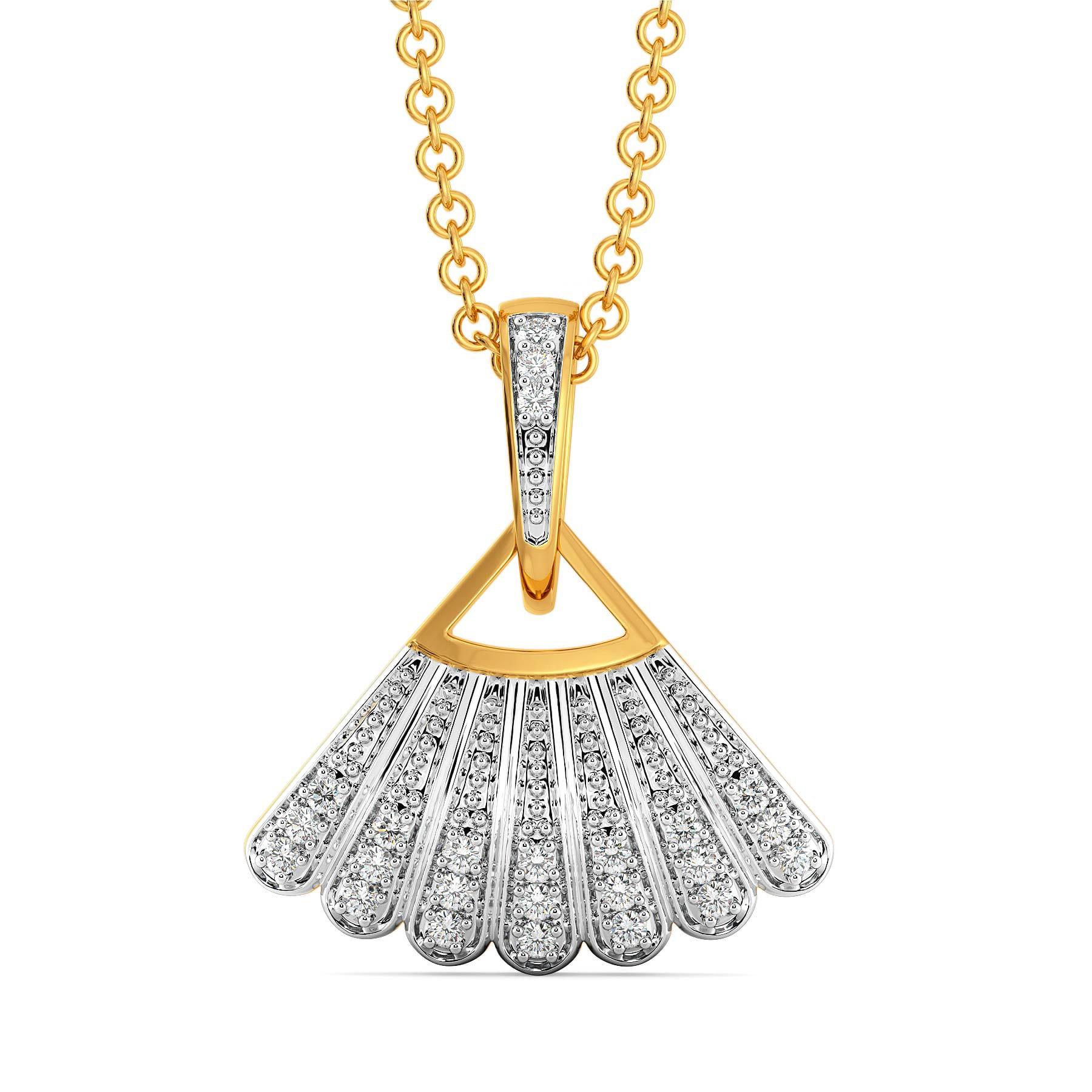 The Coast Show Diamond Pendants