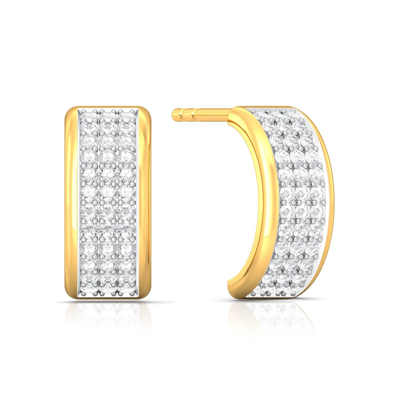 En Vogue Diamond Earrings