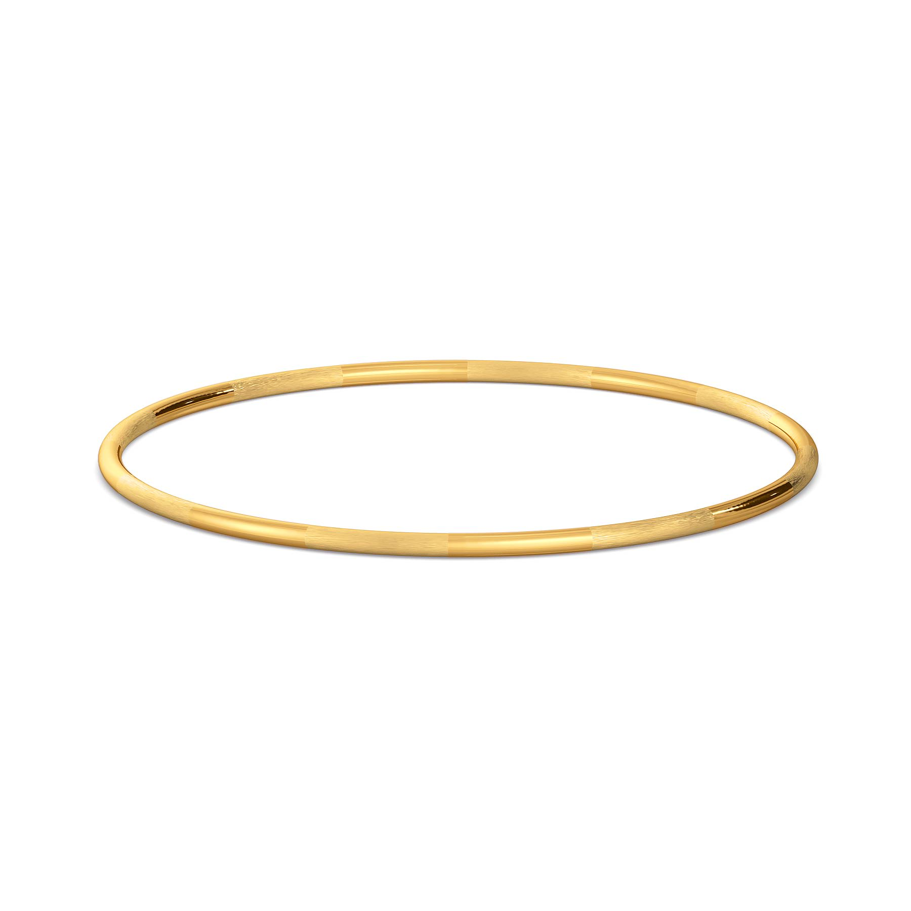 Classy Modo Gold Bangles