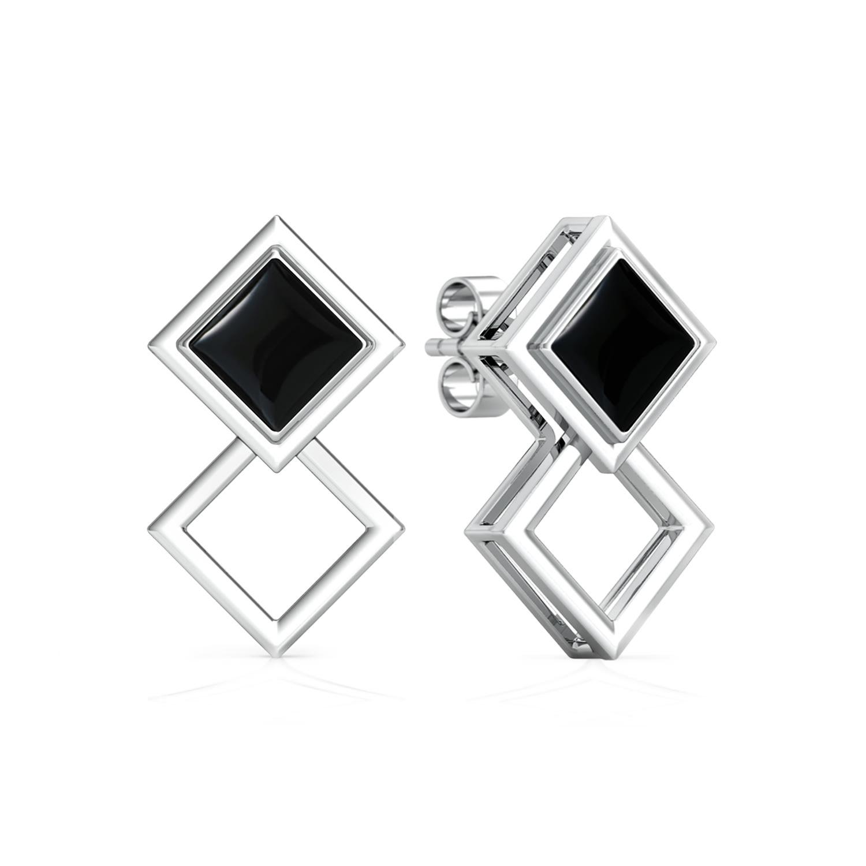 Hookup Gemstone Earrings