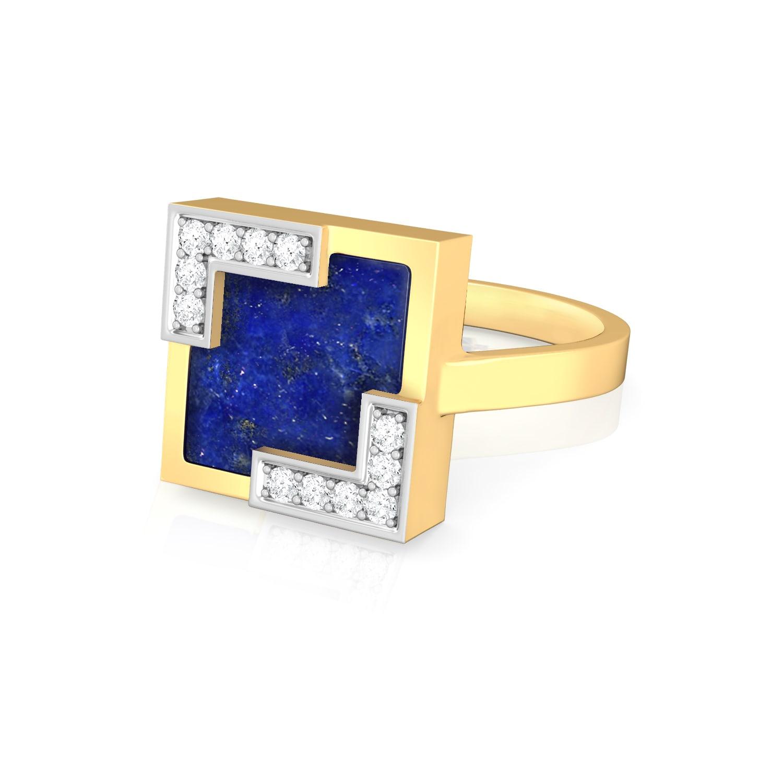 Midnight Maven Diamond Rings