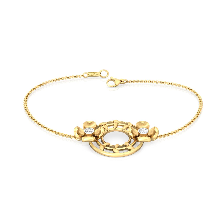 Ring o' Roses Diamond Bracelets