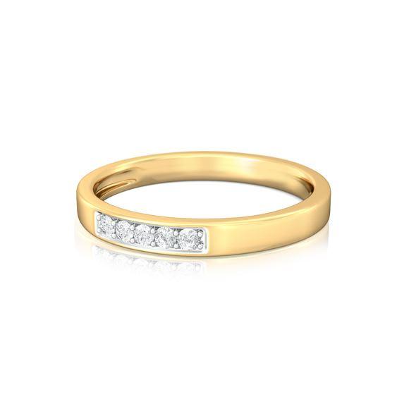 Classic Love Diamond Rings