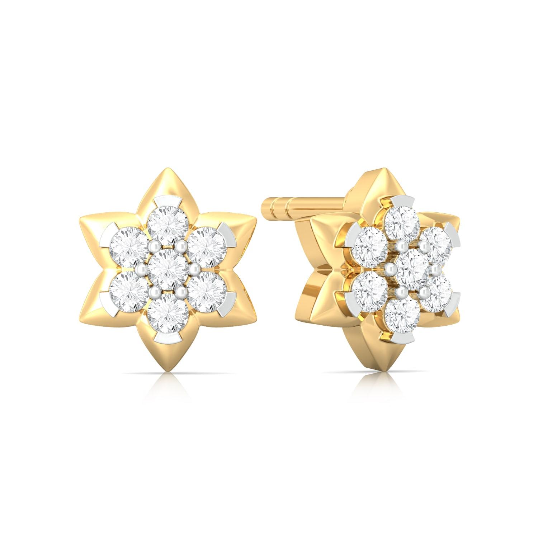 Sparkles  Diamond Earrings