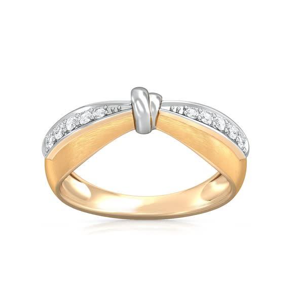 The Club Round Diamond Rings