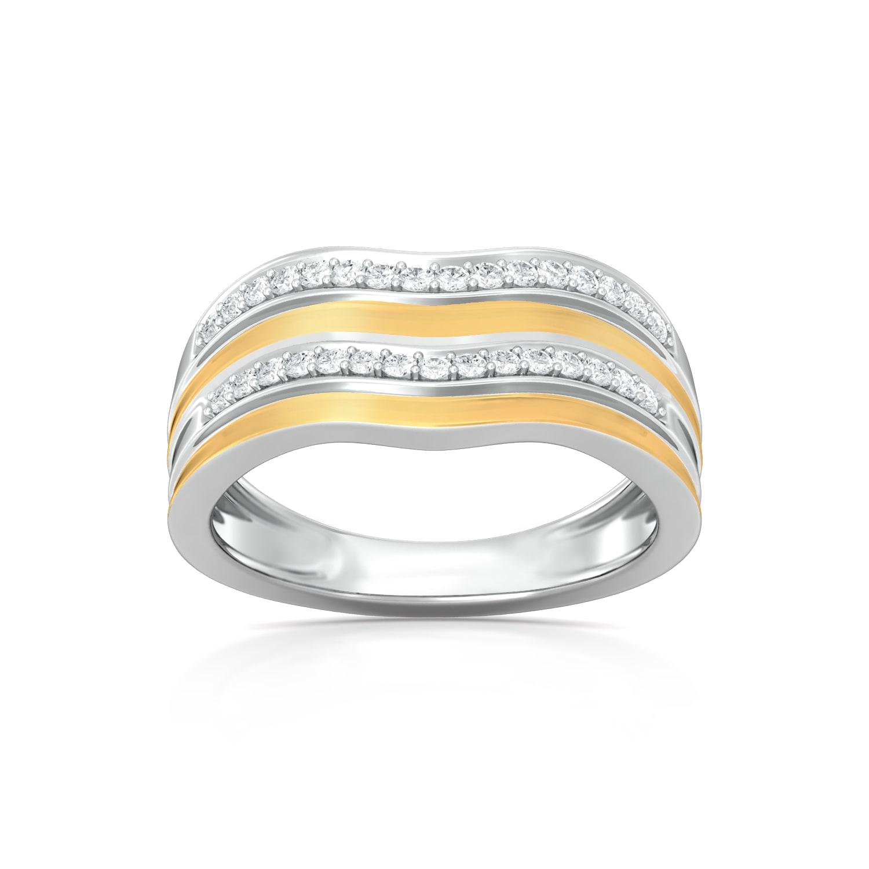 O Lala Diamond Rings